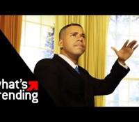 """""""Obama Style"""" – Psy """"Gangnam Style"""" Parody"""
