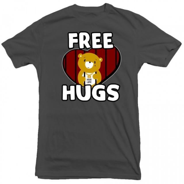 Free Hugs T-Shirt (Women)