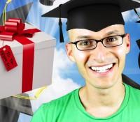 Graduation Gift 4 U – (Schwartz Reportz)