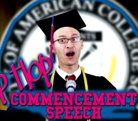 Hip Hop Commencement Speech
