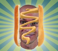 Hot Dog! I'm On Annoying Orange