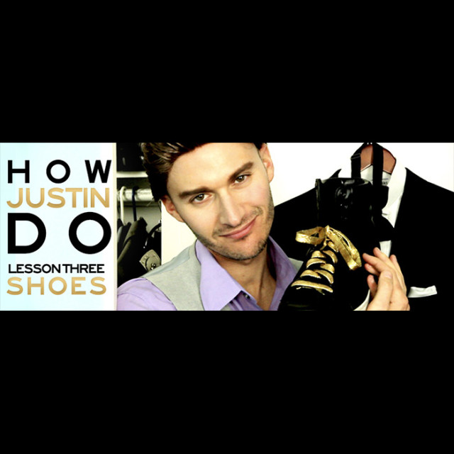 How Justin Do: Shoes (Download)