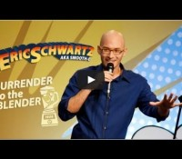 "Eric Schwartz aka Smooth-E – ""Surrender to the Blender"" Trailer"