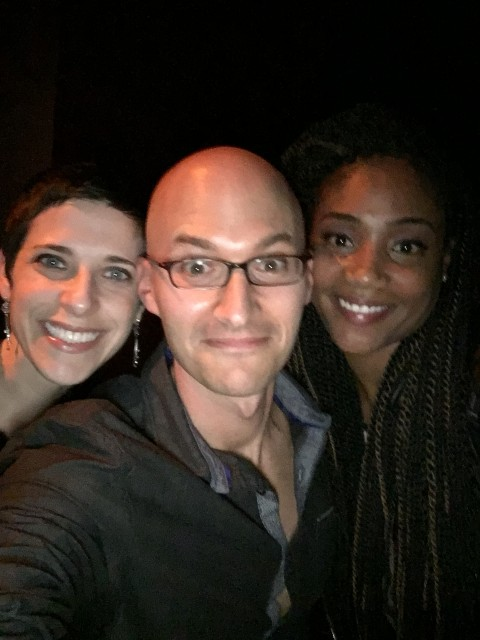 Galit Levy Eric Schwartz Tiffany Haddish