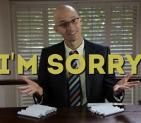 I'm Sorry – Yom Kippur