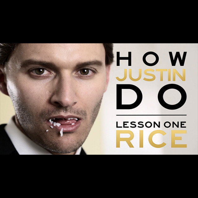 How Justin Do – Rice (Download)