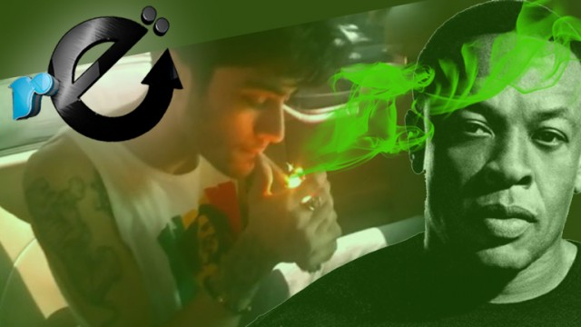 One Direction Smokes Dr. Dre's Chronic