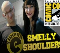 Women of Comic Con Have Smelly Shoulders