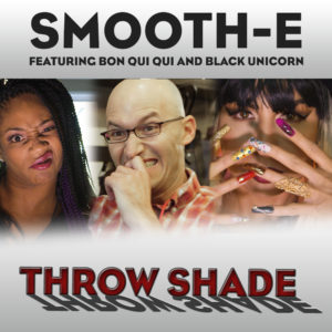 THROWSHADE album cover