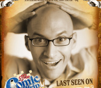 Eric Schwartz at El Paso Comic Strip
