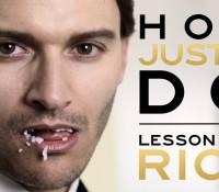 Justin Timberlake Parody: Justin TimberFAKE! – How Justin Do Ep. 1 – Rice