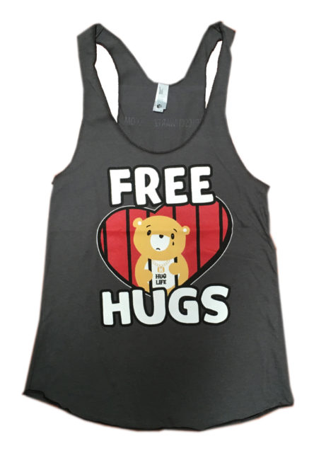 Free Hugs Tank Top (Women)