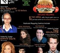 Roast Beef: A Comedy Rap Battle!