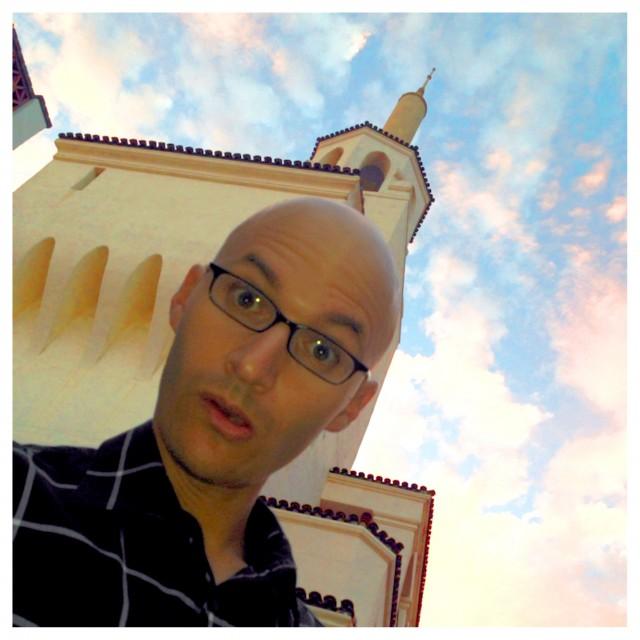 Eric Schwartz at Santa Barbara LOL Comedy Festival